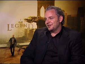 Francis Lawrence (I Am Legend) Interview Video Thumbnail
