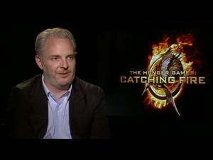 Francis Lawrence (The Hunger Games: Catching Fire) Interview Video Thumbnail