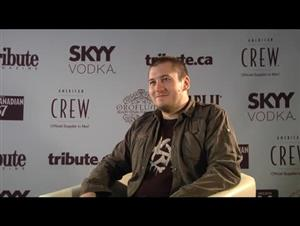 Gareth Evans (The Raid) Interview Video Thumbnail