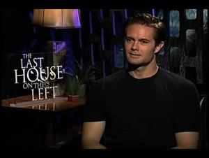 Garret Dillahunt (The Last House on the Left) Interview Video Thumbnail
