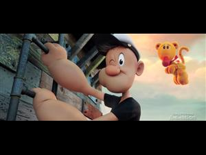 genndy-tartakovskys-popeye-animation-test Video Thumbnail