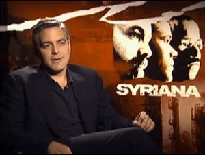 GEORGE CLOONEY - SYRIANA Interview Video Thumbnail