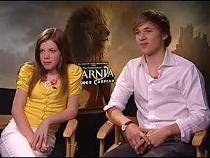 georgie-henley-william-mosely-the-chronicles-of-narnia-prince-caspian Video Thumbnail