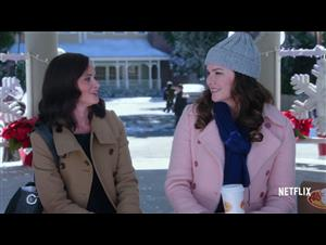 Gilmore Girls: A Year in the Life - Official Trailer Video Thumbnail