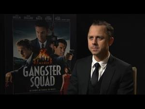 Giovanni Ribisi (Gangster Squad) Interview Video Thumbnail