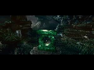 Green Lantern Trailer Video Thumbnail