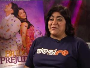 GURINDER CHADHA - BRIDE & PREJUDICE Interview Video Thumbnail