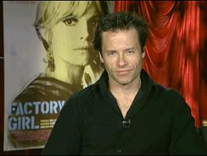 GUY PEARCE (FACTORY GIRL) Interview Video Thumbnail