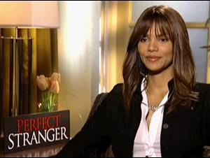 HALLE BERRY (PERFECT STRANGER) Interview Video Thumbnail
