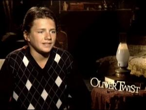 HARRY EDEN - OLIVER TWIST Interview Video Thumbnail