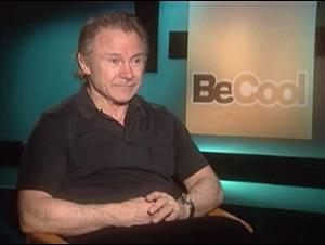HARVEY KEITEL - BE COOL Interview Video Thumbnail