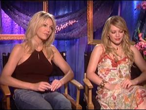 HEATHER LOCKLEAR & HILARY DUFF Interview Video Thumbnail