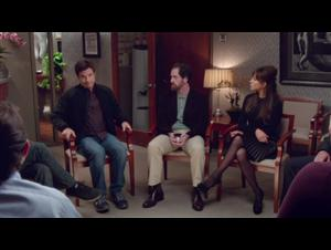 "Horrible Bosses 2 movie clip - ""Group Therapy"" Video Thumbnail"