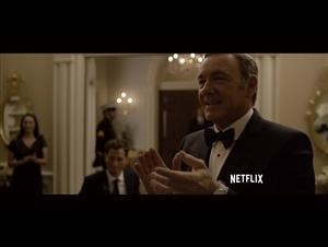 House of Cards: Season 3 - Official Trailer Video Thumbnail