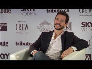 Hugh Dancy (Hysteria) Interview Video Thumbnail