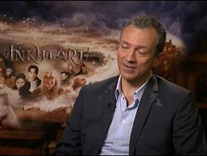 Iain Softley (Inkheart) Interview Video Thumbnail