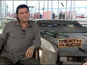 Ian McShane (Death Race) Interview Video Thumbnail