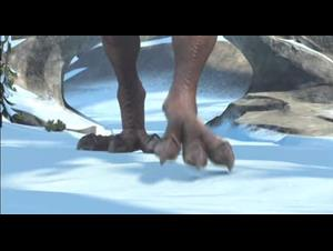 Ice Age: Dawn of the Dinosaurs Trailer Video Thumbnail