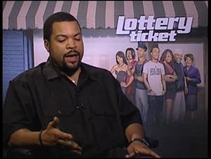 Ice Cube (Lottery Ticket) Interview Video Thumbnail