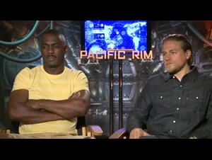 idris-elba-charlie-hunnam-pacific-rim Video Thumbnail