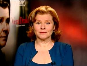 IMELDA STAUNTON - VERA DRAKE Interview Video Thumbnail