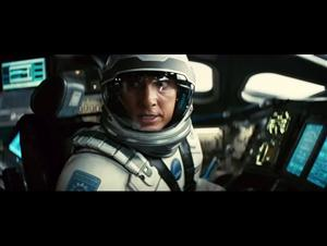 Interstellar Trailer Video Thumbnail