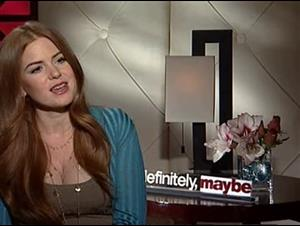 Isla Fisher (Definitely, Maybe) Interview Video Thumbnail