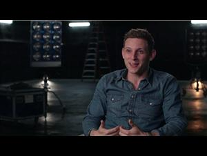 Jamie Bell Interview - Fantastic Four Video Thumbnail