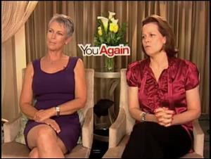 Jamie Lee Curtis & Sigourney Weaver (You Again) Interview Video Thumbnail