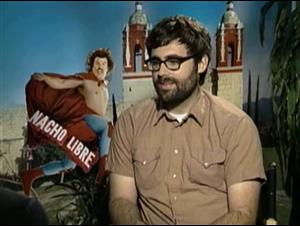 JARED HESS (NACHO LIBRE) Interview Video Thumbnail