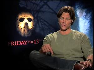 Jared Padalecki (Friday the 13th) Interview Video Thumbnail