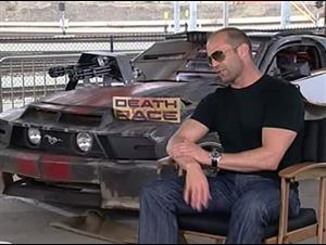 Jason Statham (Death Race) Interview Video Thumbnail