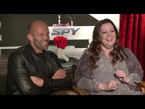jason-statham-melissa-mccarthy-spy Video Thumbnail
