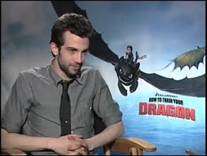 Jay Baruchel (How to Train Your Dragon) Interview Video Thumbnail