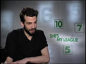 Jay Baruchel (She's Out of My League) Interview Video Thumbnail