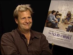 JEFF DANIELS - THE SQUID AND THE WHALE Interview Video Thumbnail