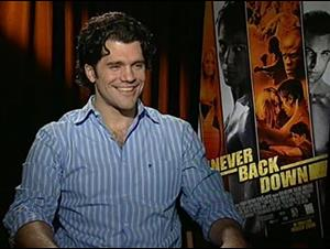 Jeff Wadlow (Never Back Down) Interview Video Thumbnail