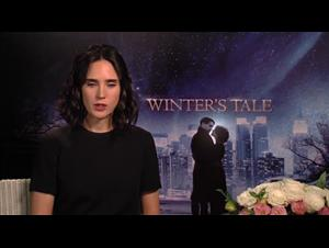 Jennifer Connelly (Winter's Tale) Interview Video Thumbnail
