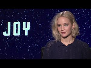 Jennifer Lawrence - Joy Interview Video Thumbnail