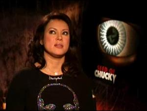 JENNIFER TILLY - SEED OF CHUCKY Interview Video Thumbnail