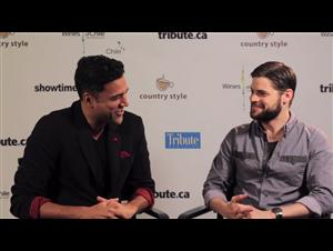 Jeremy Jordan (The Last Five Years) Interview Video Thumbnail