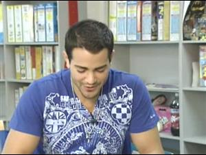 JESSE METCALFE (JOHN TUCKER MUST DIE) Interview Video Thumbnail
