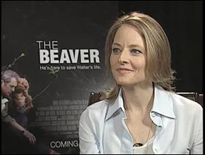 Jodie Foster (The Beaver) Interview Video Thumbnail