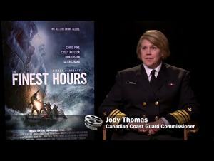Jody Thomas - The Finest Hours Video Thumbnail