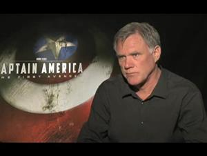 Joe Johnston (Captain America: The First Avenger) Interview Video Thumbnail