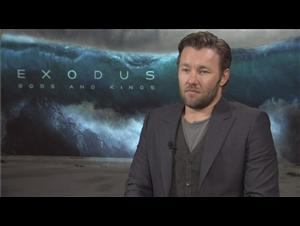 Joel Edgerton (Exodus: Gods and Kings) Interview Video Thumbnail
