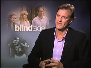 John Lee Hancock (The Blind Side) Interview Video Thumbnail