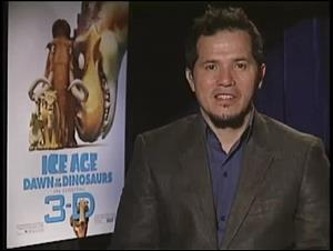 John Leguizamo (Ice Age: Dawn of the Dinosaurs) Interview Video Thumbnail