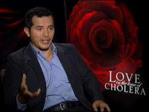 John Leguizamo (Love in the Time of Cholera) Interview Video Thumbnail