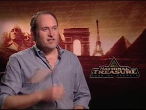Jon Turteltaub (National Treasure: Book of Secrets) Interview Video Thumbnail